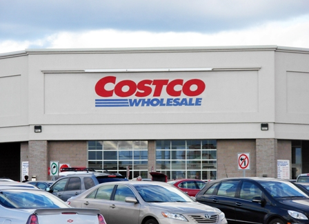 Enseigne Costco Wholesale